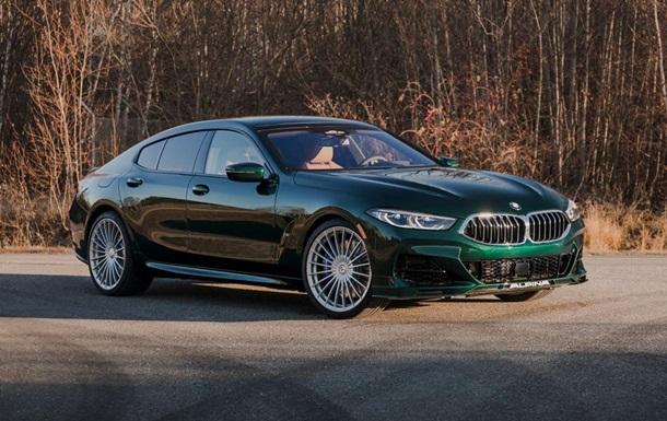 BMW представила новий суперседан