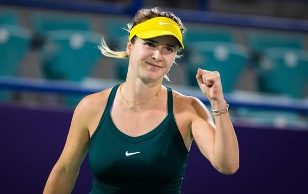 Світоліна здобула перемогу у другому колі турніру WTA в Маямі