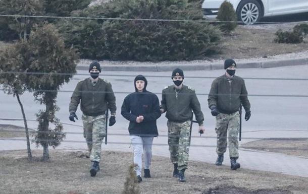 На мітингу в Білорусі затримали понад 80 осіб