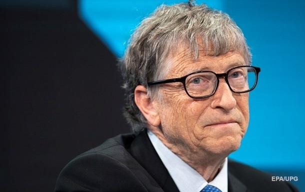 Білл Гейтс назвав фатальні помилки ЄС і США на початку пандемії