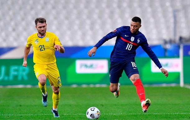 Караваєв прокоментував нічию зі збірною Франції