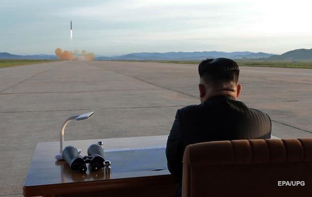 Северная Корея испытала новую модификацию ракеты