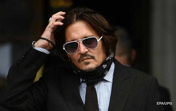 Джонни Депп окончательно проиграл дело против британского таблоида
