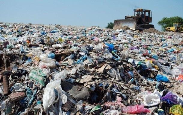 На Киевщине обнаружили почти 60 нелегальных мусорных свалок