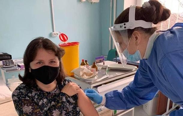 В украинских ВУЗах стартовала вакцинальная кампания