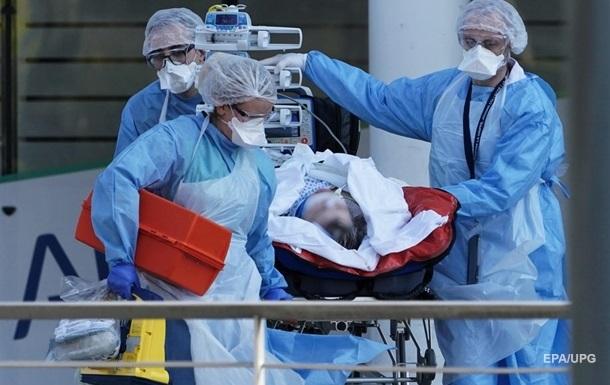 За день госпитализировали почти 800 киевлян