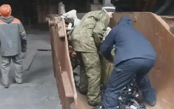 У Дніпрі знищили півтори тонни зброї