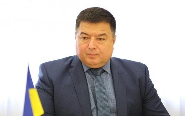 Усунений з посади голова КСУ не з явився до суду