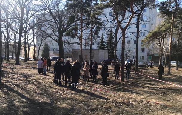 У одной из больниц Харькова обнаружено тело младенца