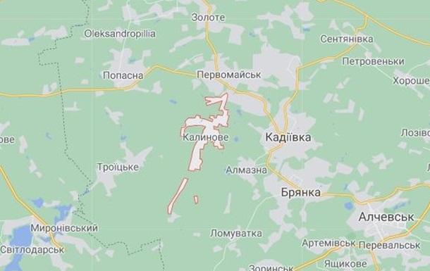 На Луганщині зафіксовано накопичення техніки і живої сили окупантів