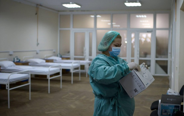 Во Львове готовятся развернуть 700 новых мест для COVID-пациентов