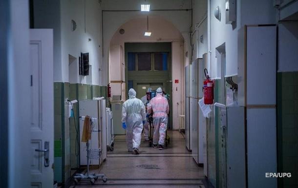 У Молдові та Угорщині - максимальна кількість смертей від коронавірусу