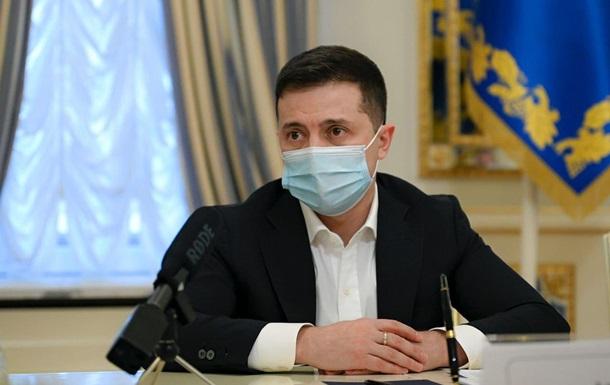 Зеленский предложил судьям КСУ пойти на  заслуженный отдых