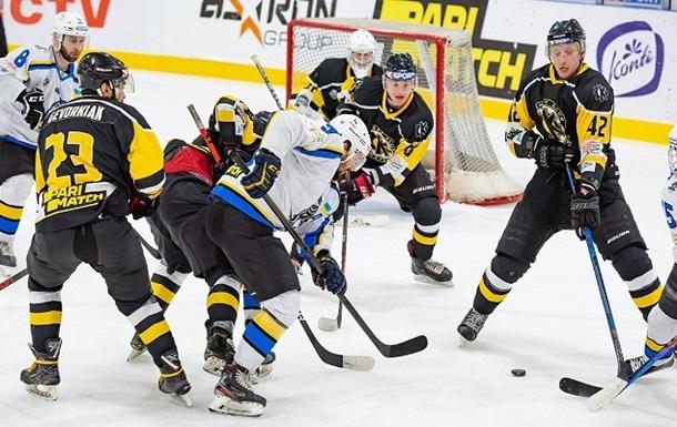 УХЛ: Херсонське Дніпро стало останнім півфіналістом плей-офф