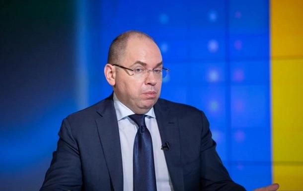 Степанов пояснив відставання від плану вакцинації