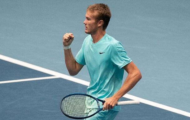 Український тенісист Сачко вийшов у фінал турніру в Швейцарії