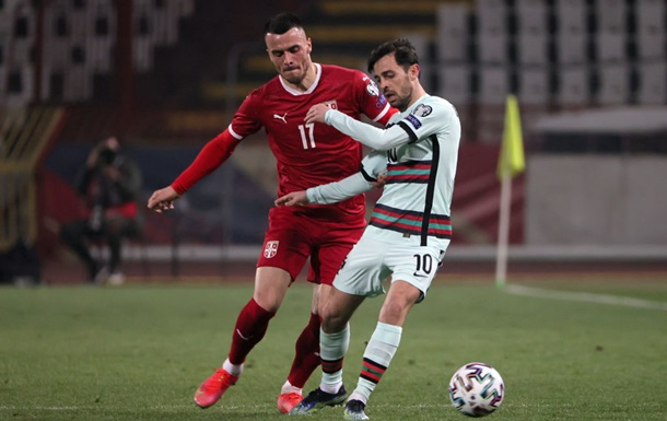 ЧМ-2022: Португалия упустила победу над Сербией, Мальта - над Словакией
