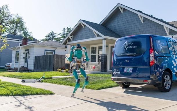 Людиноподібний робот Digit став автономним