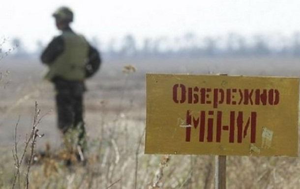 На розмінування Донбасу потрібно 30 років