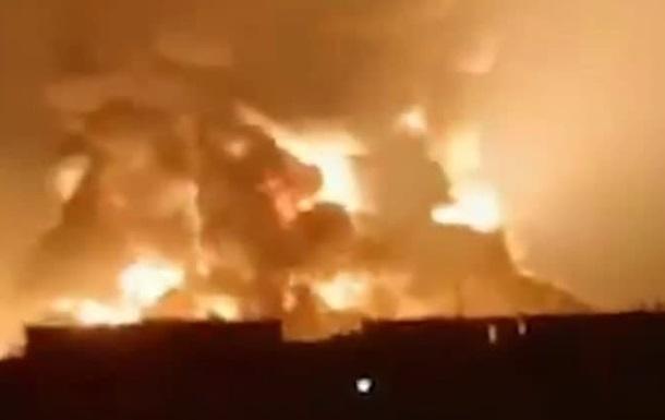 В Індонезії вибухнув один із найбільших НПЗ країни