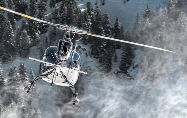 AP: На Алясці внаслідок падіння вертольота загинули п`ятеро осіб