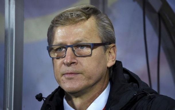 Тренер збірної Фінляндії: Задоволений, що нам вдалося взяти одне очко