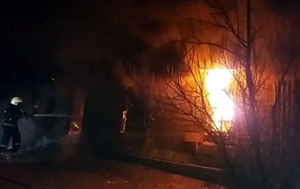 Під час пожежі в Дніпропетровській області загинули троє людей