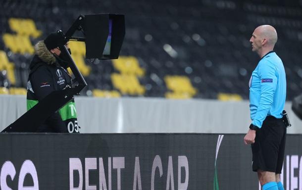 УЄФА пояснив відсутність системи VAR в матчах відбору на ЧС-2022