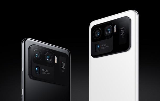 Xiaomi показала флагмани Mi 11 Pro і Mi 11 Ultra