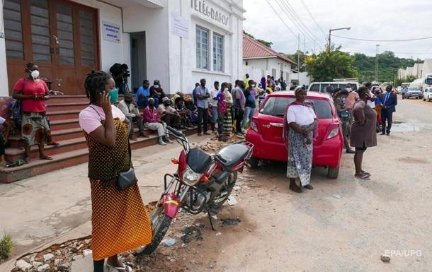 В Мозамбике при нападении боевиков погибло несколько десятков человек