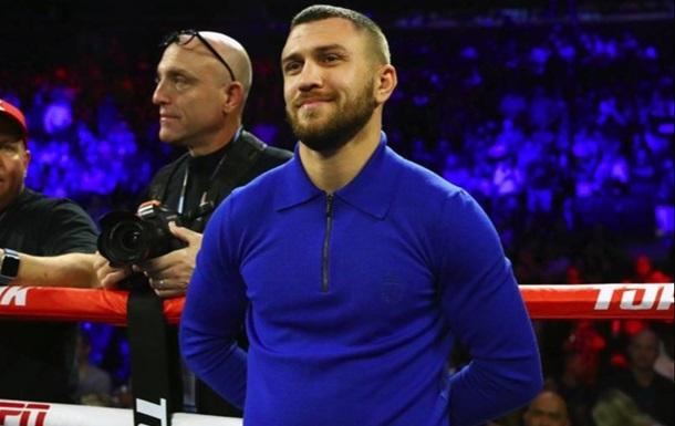 Ломаченко узнал имя соперника и сроки проведения следующего боя