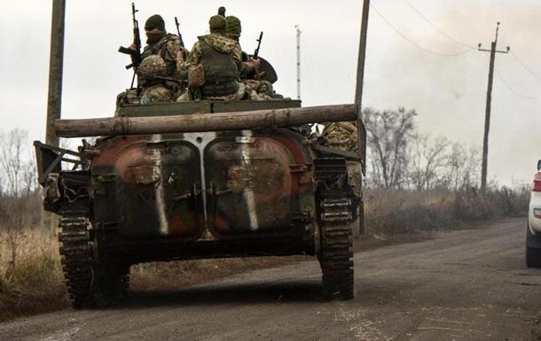 Війна на Донбасі може початися в будь-який момент.