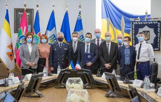 Україна і Франція домовилися спільно випускати пожежні драбини