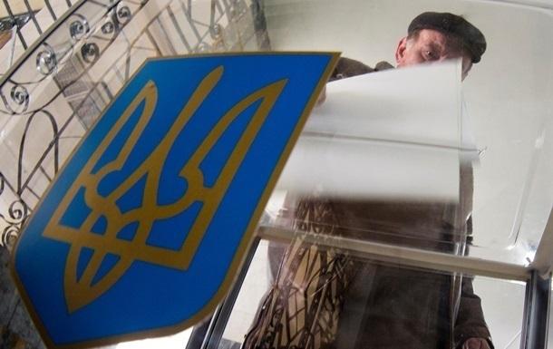 Центрвиборчком прийняв оригінал протоколу з Донецької області