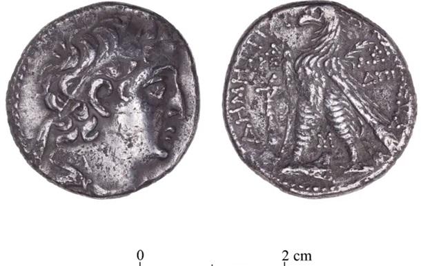 В Иерусалиме найдена монета времен Иисуса Христа