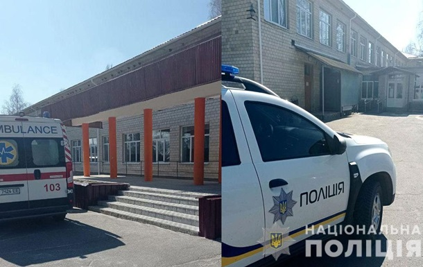 У Полтавській області в школі померла дитина