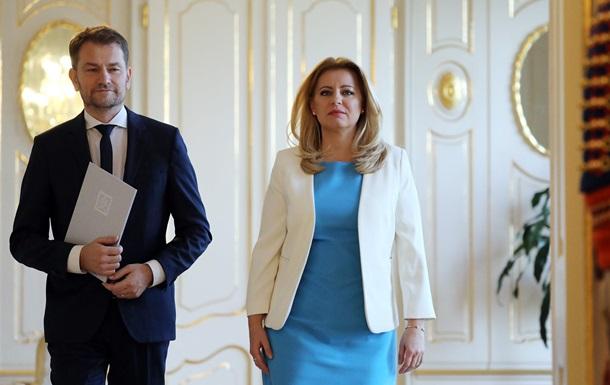 Президент Словаччини прийняла відставку прем єра через скандал з Супутником