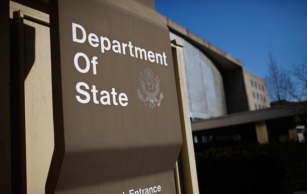 В отчете США о правах человека упомянута Украина