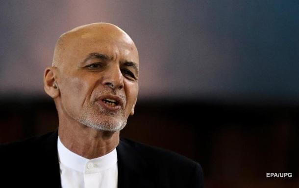 Президент Афганистана заявил о готовности передать власть преемнику