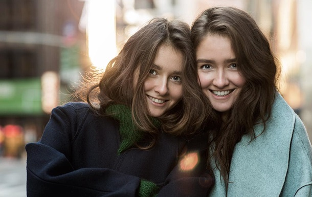 Сестры-украинки сняли рекламу для Calvin Klein