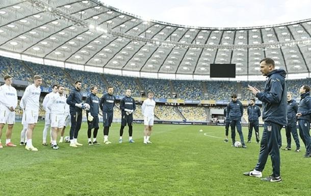 Україна зіграє в основній формі з Казахстаном