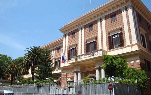 Скандал через шпигунство: Італія висилає двох співробітників посольства РФ