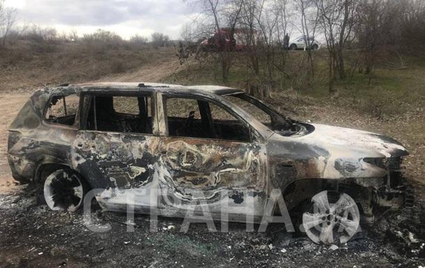 В Днепре убили и сожгли бизнесмена - СМИ
