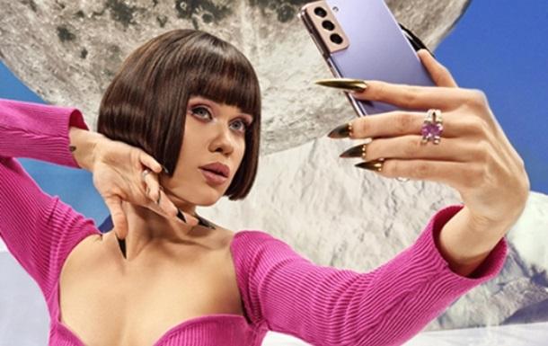 Lida Lee выпустила ролик, снятый на Samsung S21