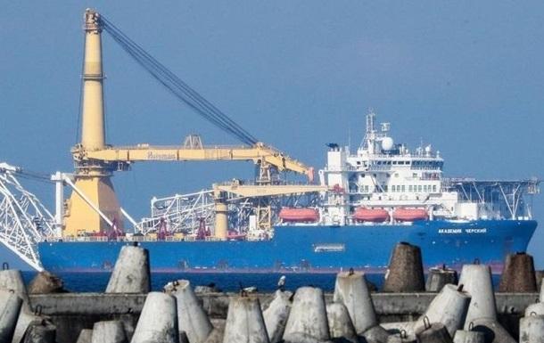 СП-2: К месту достройки прибыло второе судно
