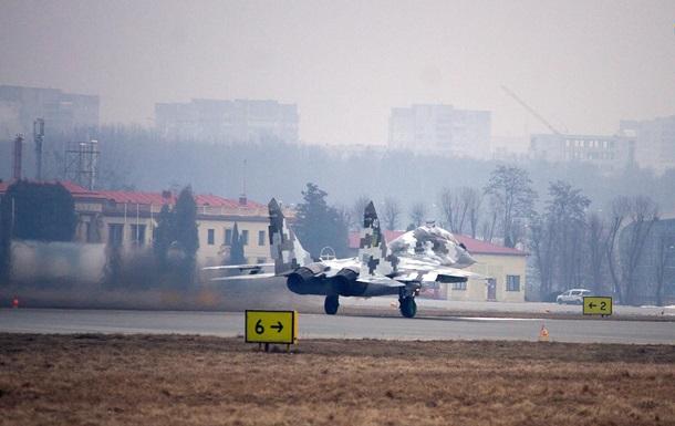 ВСУ получили отремонтированный истребитель МиГ-29