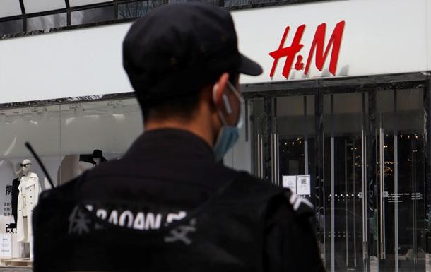 Китай без H&M і Nike. Конфлікт країни із брендами