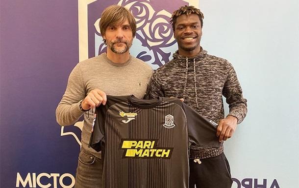 Олімпік підписав півзахисника з Кот-д Івуару