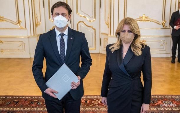 У Словаччині затвердили новий уряд
