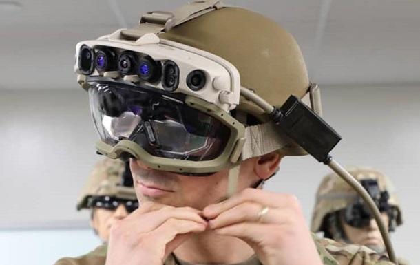 Для армии США закупят устройств дополненной реальности на $22 млрд